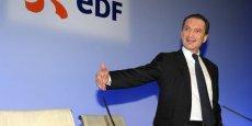 L'action EDF enregistrait jeudi l'une des plus fortes hausses à l'ouverture de la Bourse de Paris (+3,24% à 9h30), après la publication de ses résultats 2013.