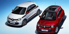 Les futures Renault Twingo III