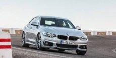 La nouvelle sportive BMW M3