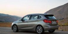La BMW Série 2 Active Tourer sera produite à Leipzig