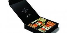 Fondée en 1998 par Grégory Marciano, Hervé Louis et Adrien de Schompré, la chaîne de restaurants Sushi Shop est devenue le leader européen de sa catégorie. Elle réalise plus de la moitié de son activité dans la commande à distance livrée aux clients.