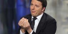 Matteo Renzi n'a pas jugé bon de convoquer des élections pôur confirmer sa nomination comme président du conseil.