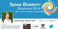 Sylvie Durruty, candidate divers droite à Bayonne achète-t-elle des like?