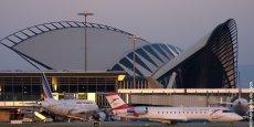 Aéroports de Lyon enregistre un bilan de trafic positif pour 2015.