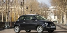 Plus d'1,2 million de Fiat 500 ont été vendues