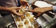 La demande chinoise d'or a explosé de 32% en 2013, faisant de la deuxième économie mondiale le premier consommateur d'or. (Photo : Reuters)