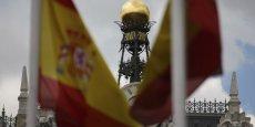 Avec une baisse des prix de 0,3% en mars, la déflation atteint l'Espagne. (Photo :Reuters)