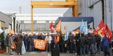 550 salariés de la DCNS ont signé une pétition dénonçant  des propositions salariales frisant la provocation quand les actionnaires - dont l'Etat - voient leurs dividendes grimper... | REUTERS