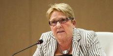 Sybille Desclozeaux a été élue président du Ceser Auvergne Rhône-Alpes