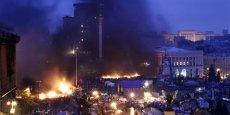 Au moins 25 manifestants ont été tués dans les violences, selon les constatations des journalistes présents sur place. (Photo :Reuters)