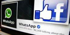 Le montant astronomique payé par le réseau social de Mark Zuckerberg ne serait, finalement, pas si cher payé pour ce que peut rapporter Whatsapp... / DR