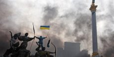 Catherine Ashton, la chef de la diplomatie européenne doit se rendre à Kiev ce lundi.
