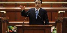Le Premier ministre chinois, Li Keqiang, sait qu'il ne sera pas aisé de mener de front à la fois le rééquilibrage et le maintient de la croissance. C'est pourquoi son objectif pour 2014 a été réalisé en tenant compte à la fois des besoins et des possibilités, selon ses propres mots. (Photo : Reuters)
