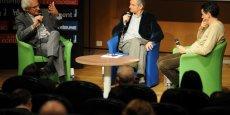 De gauche à droite: Geroges Fontaines, Bernard Jacquand, Jean Lacornerie ©Laurent Cerino/Acteurs de l'économie