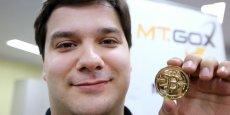 La fermeture soudaine de la plateforme d'échange MtGox, dans la nuit de lundi à mardi, aurait fait se volatiliser près de 400 millions de dollars. (Reuters)