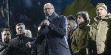 La rupture entre la Russie et l'Ukraine ne cesse de se confirmer depuis qu'un nouveau gouvernement a été proposé mercredi à Kiev, avec à sa tête le pro-européen Arseni Iatseniouk.