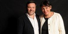 Michel et Marie-Pierre Troisgros vont déménager leur restaurant en 2017. ©Laurent Cerino/Acteurs de l'économie.