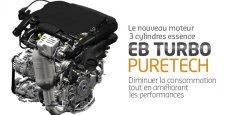 le nouveau petit moteur à essence turbo de PSA