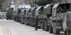 Vladimir Poutine a demandé au Parlement d'autoriser le recours sur le territoire de l'Ukraine aux forces armées russes, jusqu'à la normalisation de la situation politique dans ce pays. (Reuters)