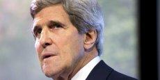 Le secrétaire d'Etat américain John Kerry rencontre aujourd'hui à Genève ses homologues russe, ukrainien et européen. (Photo :Reuters)