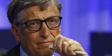 Bill Gates est désormais le deuxième actionnaire individuel de Microsoft, derrière un autre ancien PDG, Steve Ballmer.