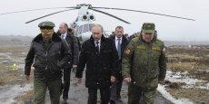 Les tentatives de prendre des sanctions contre la Russie mèneront au krach du système financier américain, assure un conseiller du Kremlin. (Reuters/Mikhail Klimentyev/RIA Novosti)