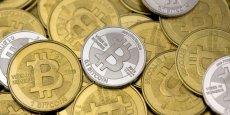 Les encours des monnaies virtuelles représentent 10 milliards de dollars dans le monde, selon Michel Sapin, le ministre des Finances. REUTERS.