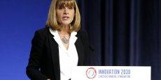 Anne Lauvergeon est également présidente de la Commission innovation 2030.REUTERS/Yoan Valat/Pool