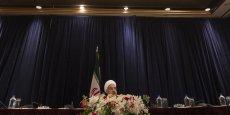 En cas d'accord sur le dossier du nucléaire iranien, laissant au pays d'Hassan Rohani la possibilité d'exploiter l'énergie nucléaire à des fins civiles et non nucléaire, les sanctions économiques européennes et américaines pourraient être levées. (Reuters/Adrees Latif)