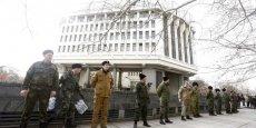 Washington considère que la Russie devait répondre de ses actions et pourrait être soumise à un isolement diplomatique et économique, a rappelé l'ambassadrice américaine à l'ONU.