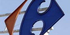 Carrefour détenait déjà 45 galeries marchandes avant la cession de 126 nouveaux sites en Europe par Klépierre. (Photo Reuters)