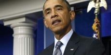 Barack Obama est confronté à une dette publique qui ne cesse d'augmenter, représentant 160% du PIB. | REUTERS