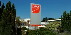 Le campus de l'EM Lyon à Ecully
