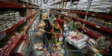 Carrefour détient cinq magasins de gros en Inde. (Photo Reuters)