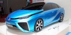 Le concept Toyota FCV