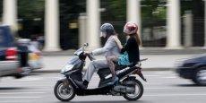 Entre 3.000 et 5.000 Scootlib' pourraient être mis à disposition des usagers à Paris et dans les banlieues.