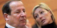 Elie Brun, le maire de Fréjus. / Reuters
