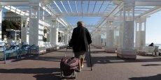Le programme de stabilité a entériné un gel des pensions jusqu'en 2015.  (Photo : Reuters)