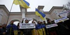 La Crimée restera-t-elle ukrainienne ?
