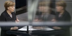 Le gouvernement d'Angela Merkel s'attend à une évolution positive de son marché du travail. Reuters