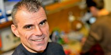 Yann Franchet, dirigeant d'Edit Laser