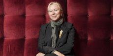 Elisabeth Ayrault, présidente de la Compagnie nationale du Rhône ©Emmanuel Foudrot/Acteurs de l'économie