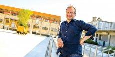 Christophe Gautié, cofondateur de Flint