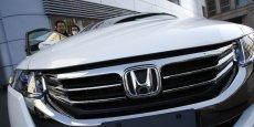 Honda bat des records de dépenses en recherche et développement