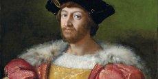 Laurent de Médicis, aka le Magnifique,  ne demande que peu d'œuvres à ses contemporains et les commandes que font les collectionneurs se résument fréquemment à de la décoration ou à des portraits. | Portrait de Lorenzo de Medici, duc d'Urbino, par Raphaël