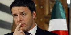 Matteo Renzi doit faire face à un feu roulant de critiques venant du nord sur la flexibilité du pacte de stabilité