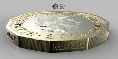Avec les avancées technologiques, les pièces de haute valeur comme celle de 1£ sont de plus en plus vulnérables à la contrefaçon, c'est pourquoi il est essentiel que nous ayons quelques pas d'avance sur les criminels pour maintenir la protection de notre monnaie, a expliqué le ministre des Finances George Osborne. (Photo : The Royal Mint)