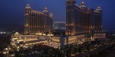 Le Galaxy Resort de Macau, nouveau temple du jeu qui n'a rien à envier à ses aînés de Las Vegas... | REUTERS