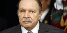 Abdelaziz Bouteflika est arrivé au pouvoir en 1999 en Algérie. (Photo Reuters)