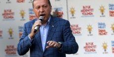 Le Premier ministre turc, Recep Tayyip Erdogan a confirmé qu'un avion syrien avait été abattu par des F-16 turcs